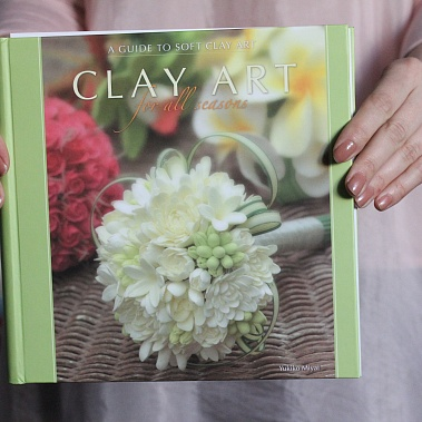 Книга Clay Art for All Seasons (англ.язык)